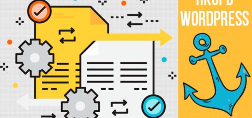 Якорь wordpress-3 простых способа его установки на странице