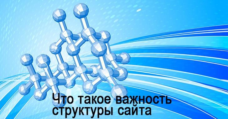 важность структуры сайта